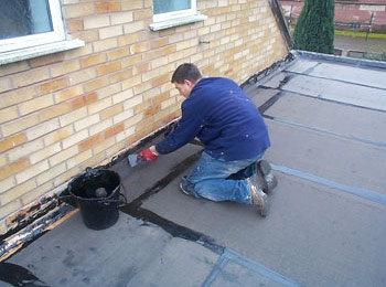 Bitumen Felt Roofing Torch On Felt Laying Amp Repairs